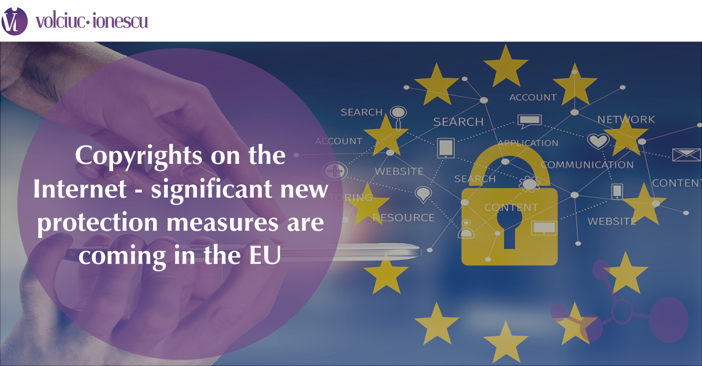 Copyrights on the Internet – significant new protection measures are coming in the EU